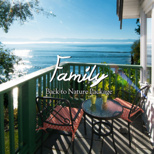 Family Back to Nature Package