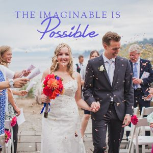 The Imaginable is Possible