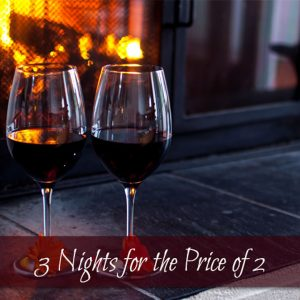 3 nights for the price of 2