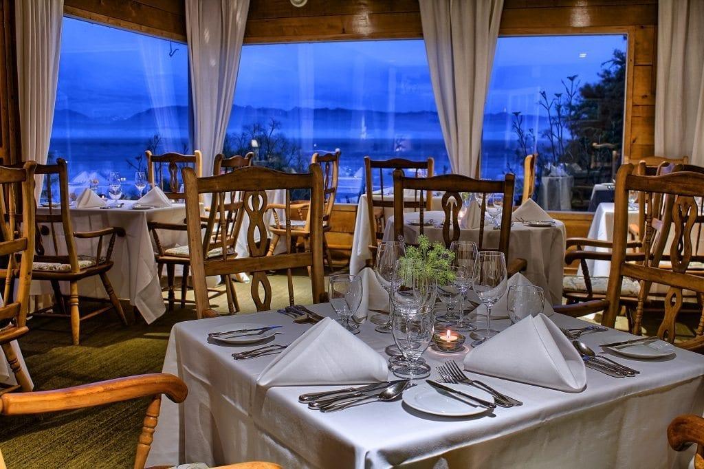 Sooke Harbour House Restaurant Address