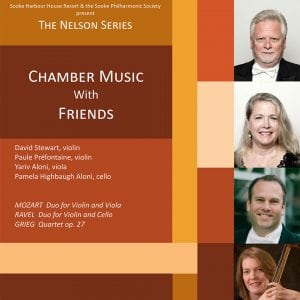 Chamber Music with Friends