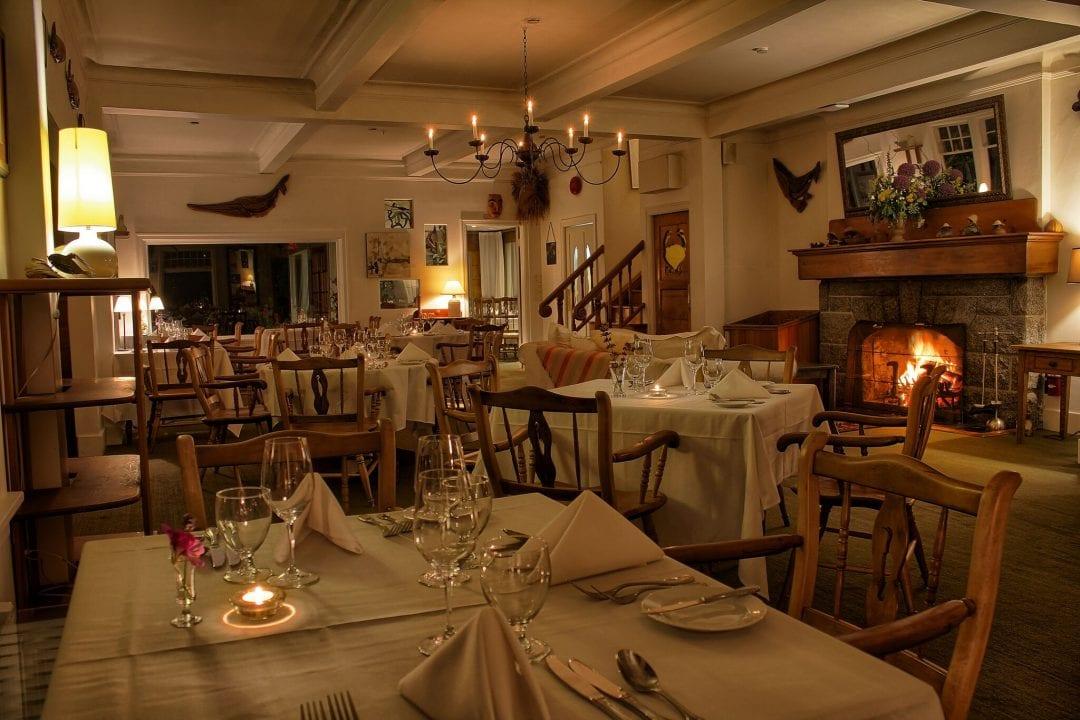Sooke Harbour House Restaurant Reservations